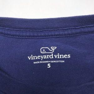 Vineyard Vines Shirts & Tops - Vineyard Vines 5T Short Sleeve T Shirt Whale